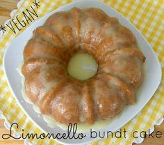 Betty Goes Vegan: Limoncello Bundt Cake   KerryAnnMorgan.com