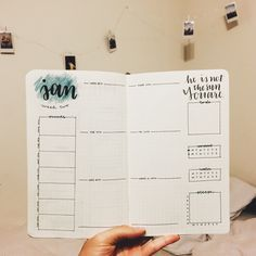 "wendystudies: ""1.06.17 / bujo'ing is so addicting, sos """