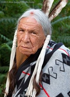 """""""As Native people, we are taught by our grandpas and grandmas while growing up to always respect one another, to be good to one another, never put people down and to help each other... Help our people living in the poorest reservation, help our elders, our children. Do something positive so in turn you will feel good about yourself rather than being angry all the time... .""""  -Saginaw M. Grant."""