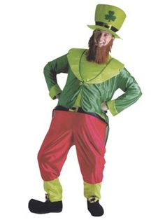 Irish Leprechaun Costume - Adult Medium St Patricks http://www.amazon.co.uk/dp/B00BAUE04Q/ref=cm_sw_r_pi_dp_zrn5ub1M1S2JQ