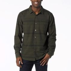 prAna Leon Shirt $70, Re-Pin to win! #new #organiccotton