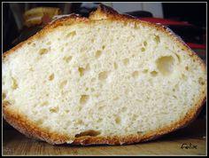 Pane senza Impasto – No Knead Bread – con Lievito Madre |