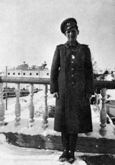 Tsarevich Alexei (possibly in Tobolsk)