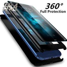 H U0026 A 2018 360 Grad Volle Schutzhülle Für Samsung Galaxy S9 S8 Plus  Telefonkasten Für Samsung Anmerkung 8 S7 S6 Kanten Phone Taschen