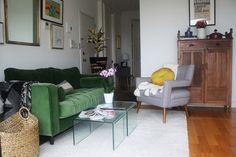 Reveal: Two-Bedroom Brooklyn Apartment Interior Design