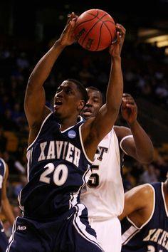 C.J. Anderson #Xavier #NCAA