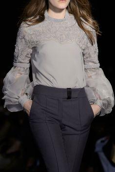 Andrew Gn - Paris Fashion Week - Fall 2015