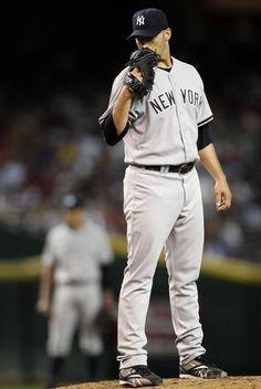 Andy Pettitte, my favorite baseball player