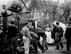 Gone With The Wind Behind The Scenes | Rare Gone with the Wind Behind the Scenes Still