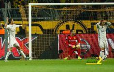 القميص الأصفر يواصل نحسه مع ريال مدريد #kora #كورة #koora