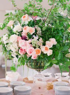 Event Design: Easton Events - www.eastonevents.com Florist: Charleston Stems - http://www.stylemepretty.com/portfolio/charleston-stems Photography: Corbin Gurkin Photography - http://www.stylemepretty.com/portfolio/corbin-gurkin-photography Read More on SMP: http://www.stylemepretty.com/2015/03/13/elegant-charleston-spring-wedding-at-hibernian-hall/
