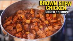 Jamaican Stew Peas, Jamaican Curry Goat, Jamaican Brown Stew Chicken, Jamaican Dishes, Jamaican Recipes, Turkey Leg Recipes, Goat Recipes, Drink Recipes, Green Pigeon Peas Recipe