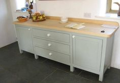 Standing Cabinets For Kitchen | 38 Best Free Standing Kitchen Cabinets Images Kitchen Units