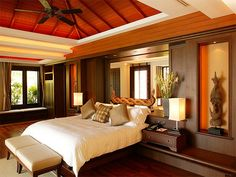 Bedroom decoration according to Feng Shui-14