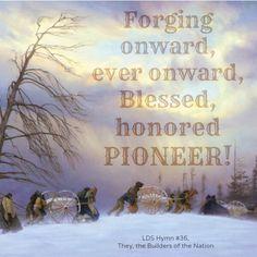 . Mormon Quotes, Lds Mormon, Lds Quotes, Inspirational Quotes, Pioneer Trek, Pioneer Day, Lds Conference, General Conference Quotes, Trekking Quotes