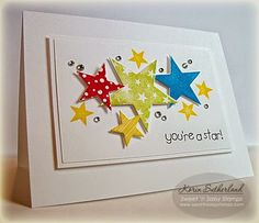 Sweet 'n Sassy Stamps: 2014 Year in Review - Day 7: You're a Star
