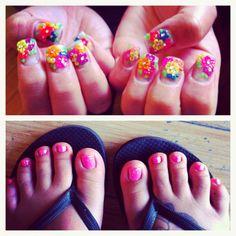 3-d nail art