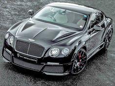 Bentley Continental GTX by Onyx #CarFlash