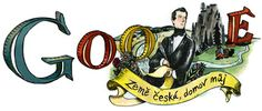 happy 205th birthday mr. J. K. TYL. and thank you for the czech anthem!