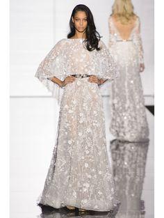 Zuhair Murad Haute Couture s/s 2015 | ELLE
