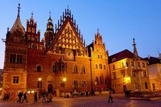 Rynek-Ratusz Wrocław (zdj. zap.)