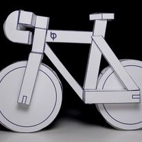 From Paperbikes on Storenvy.
