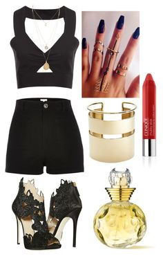 """""""Going out"""" by zaida-valadez-1 on Polyvore"""