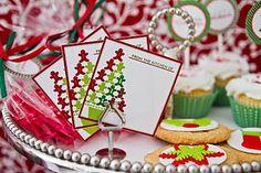 Links to 35 free Christmas printables