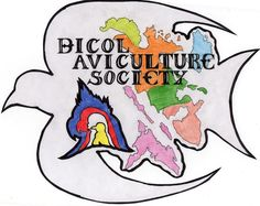 ★ Cheerful Rainbow Colors ★ this is my first design logo for the bicol aviculture society. . sna manalo