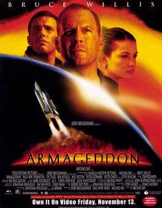 Armageddon 11x17 Movie Poster (1998)