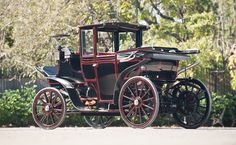 1899 Cars | 1899 Vintage Electric Car Sells For Record-Breaking $550,000 In ...