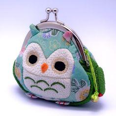 owl~ coin purse