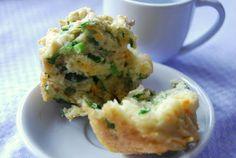 Kirsten's Kitchen: of vegan creations: Spinach & cheese scoffins Vegan Scones, Vegan Bread, Vegan Foods, Vegan Snacks, Vegan Jello, Delicious Vegan Recipes, Yummy Food, Good Morning Breakfast, Vegetarian Menu