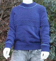 Drenge sweaters str 6 år Fremstillet i Bomuld/Acryl Pris ex porto: 300 kr