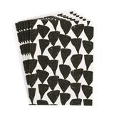 tinder notecards - pack of 6 - a great buy for the parent packs from paperchase