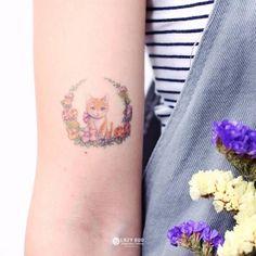 J06・{ Flowery Animals }
