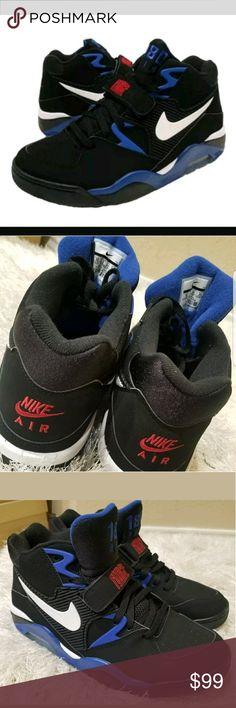 Nike Air Force 1 Men Low Shoes Black/White /Nike Jordan [ N471]