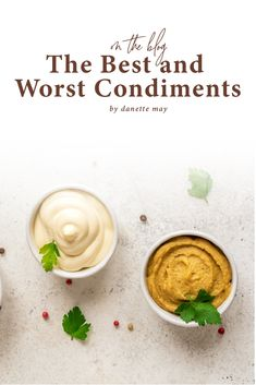 Whether you're making lunch at home for your children or attending a special dinner for work, I want to share the top condiments to choose and a few to take a pass on Healthy Fats, Healthy Snacks, Healthy Recipes, Healthy Eating, Danette May, Diet Meal Plans, Meal Prep, Probiotic Foods, Baked Chicken Breast