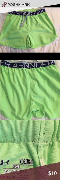 Underamour youth shorts Youth shorts Under Armour Bottoms Shorts