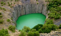 25 Beautiful Places In Our Amazing World. The-Big-Hole-Kimberley-in-the-Northern-Cape-South-Africa Places To Travel, Places To See, Travel Destinations, Vacation Travel, Vacation Rentals, Vacations, Places Around The World, Around The Worlds, Africa Travel