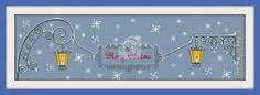 Alessandra Adelaide ~ Luci Di Natale Cross Stitch Pattern