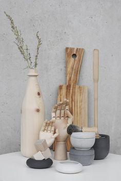Styling wood