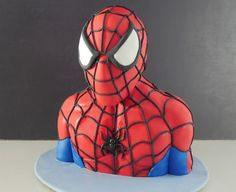 9 Ways to Decorate a Spiderman Birthday Cake 9 Ways to Decorate a Spiderman Bir. 9 Ways to Decorate a Spiderman Birthday Cake 9 Ways to Decorate a Spiderman Bir… 9 Ways to Deco Spiderman Torte, Spiderman Cake Topper, Spiderman Birthday Cake, Batman Cakes, Superhero Cake, Spiderman Spiderman, Cake Decorating Frosting, Foundant, Novelty Birthday Cakes
