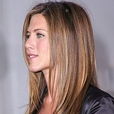 Jennifer Aniston S Hair Color Brown Hairstyles Persona Blonde