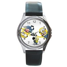 DESPICABLE ME WATCHES. YOU CAN BUY IT HERE: http://onedirectionerscorner.weebly.com/despicable-me.html