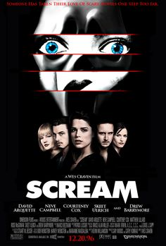 Jed Bundy's Wonderful World of Horror: 90s Horror Review: Scream (1996)