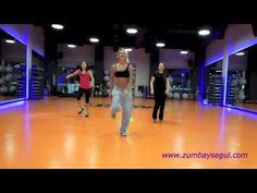 Zumba Turkey Aysegul  - C'EST LA VIE