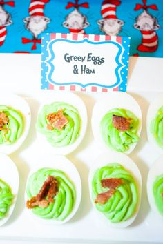 Thing 1 and Thing 2 twin themed birthday party via Kara's Party Ideas KarasPartyIdeas.com Dr Seuss Party Ideas #DrSeuss #PartyIdeas #Supplie...