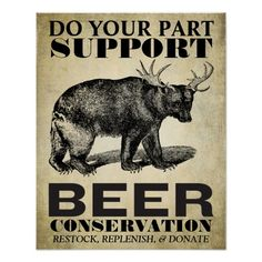 Beer Conservation