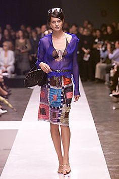 Fendi | Spring 2000 Ready-to-Wear Collection | Style.com